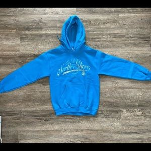 North Shore Hoodie Size Small